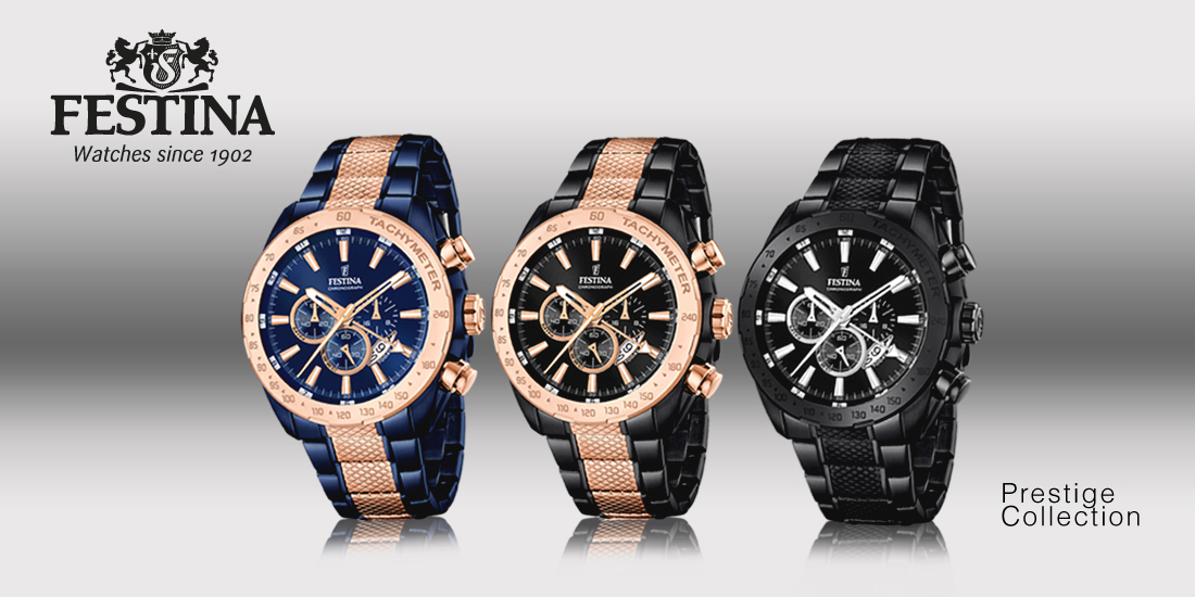 Festina Watches At Randalls Jewellers