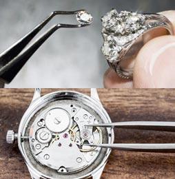 Repairs service at Randalls Jewellers