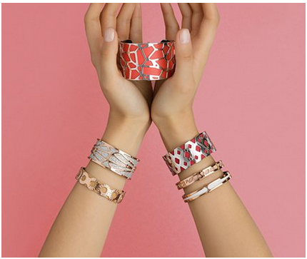 New collection of Les Gorgette Bangles