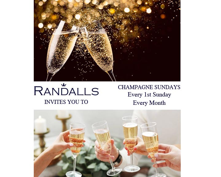 Champagne Sundays Jewellery & Fun with the Randalls Family