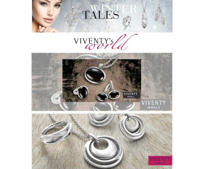 Viventy Jewellery a World of Stunning Silver Jewellery