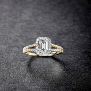 18ct Gold Engagement Rings
