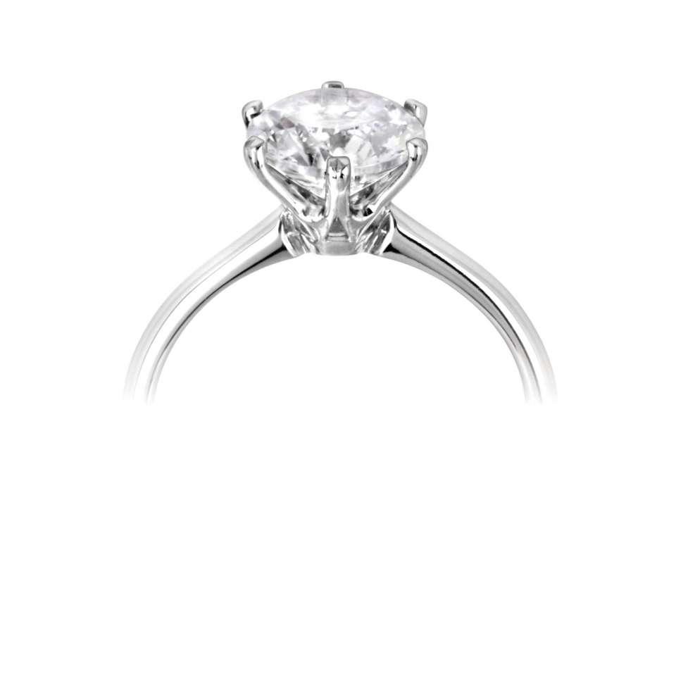 platinum engagement rings r1-2001