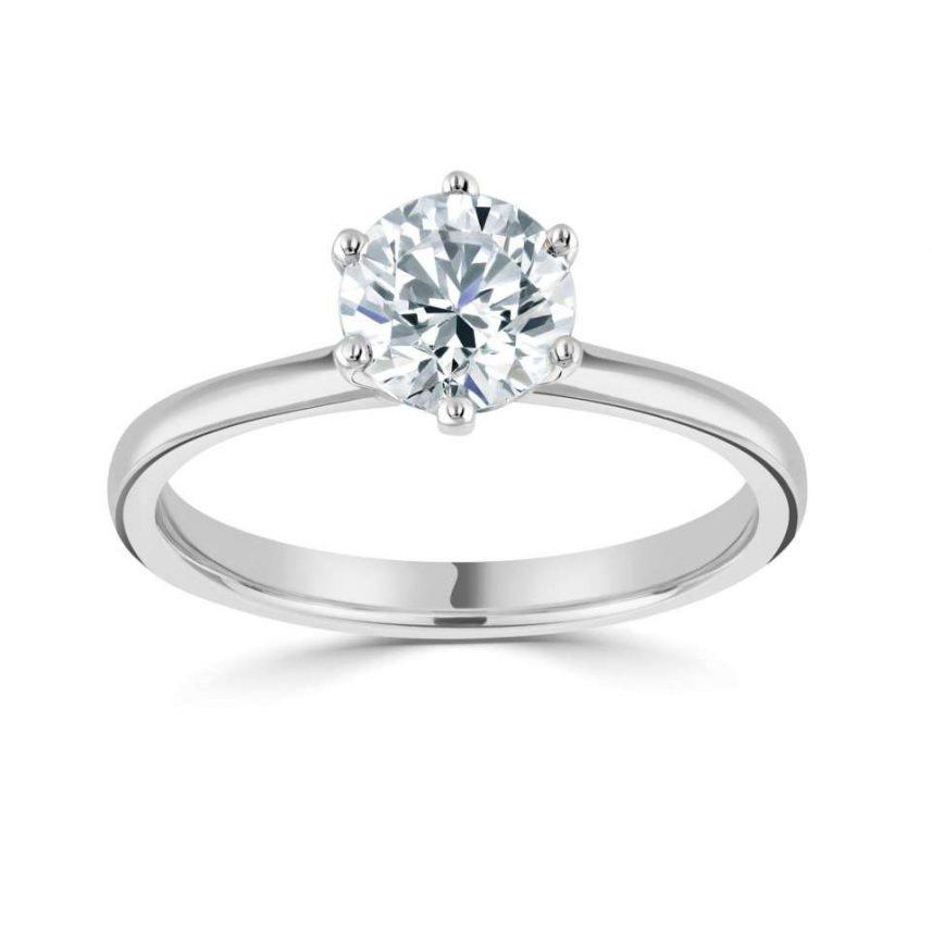 platinum engagment ring-r1-2001