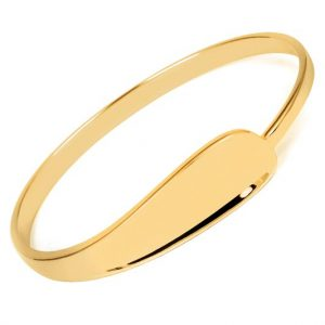silver-saddle-bangle-gold-tbl110
