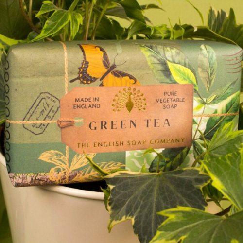 Anniversary Green Tea Soap