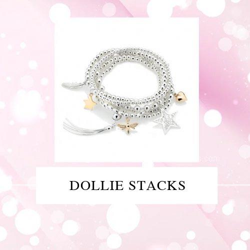 Dollie Bracelet Stacks