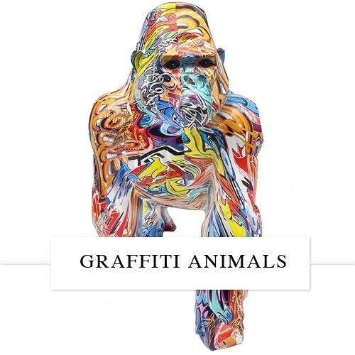 Graffiti Animals