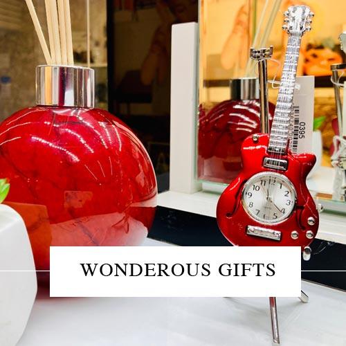Wondrous Gifts