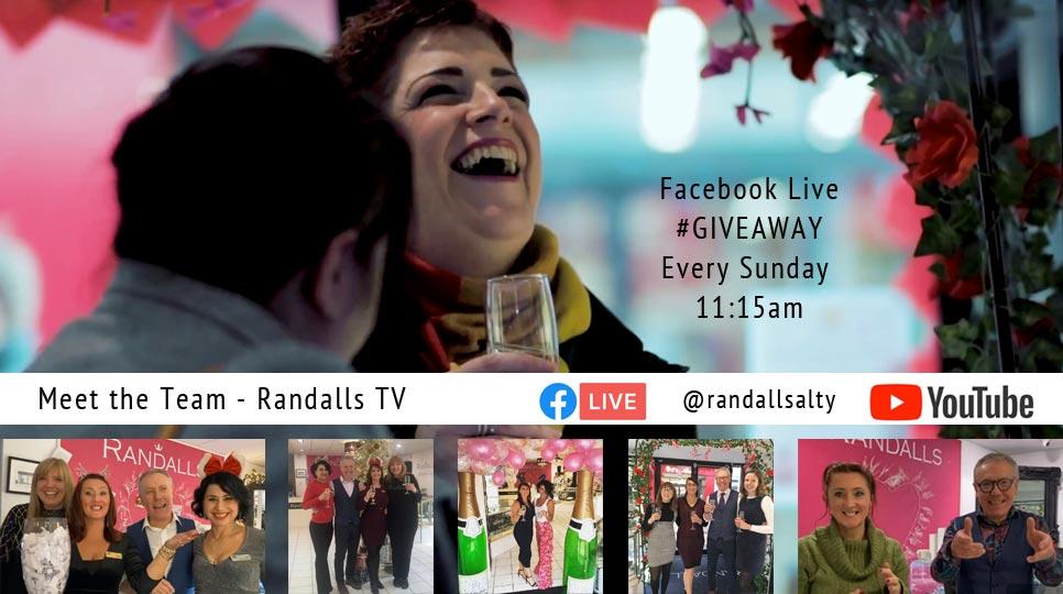 Randalls Jewellers Manchester TV